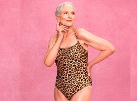 Aos 73 anos, Maye Musk posa para campanha de moda praia ao lado de casting poderoso. Confira o vídeo!