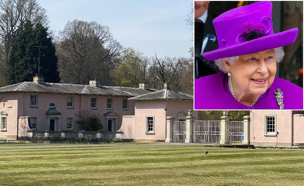Elizabeth II não estava no local da invasão quando tudo aconteceu
