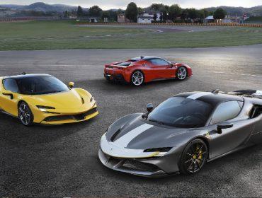 """O SF90 Stradale, da Ferrari: """"só"""" R$ 2,67 milhões"""