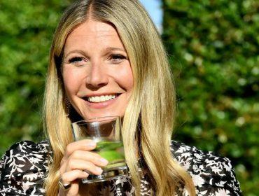 Gwyneth Paltrow revela que passou boa parte da pandemia bebendo uísque todas as noites