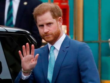 """Príncipe Harry relembra episódio polêmico com fotos em que aparece nu em Las Vegas: """"Estamos sempre buscando boas referências de comportamento"""""""