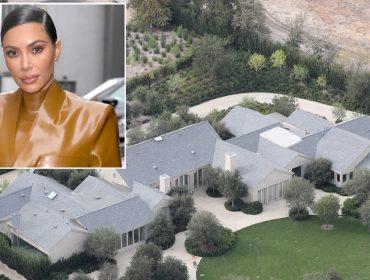 Funcionários que trabalham no château de Kim Kardashian processam a reality star por salários não pagos