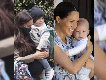 Vem conferir como está Archie, filho de Meghan Markle e do príncipe Harry, que completa dois anos