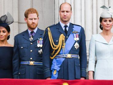 Meghan Markle e Harry estão em 'guerra patética por popularidade' com Kate e William, afirma expert em realeza