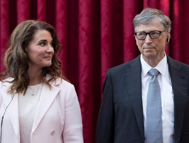 Melinda e Bill Gates