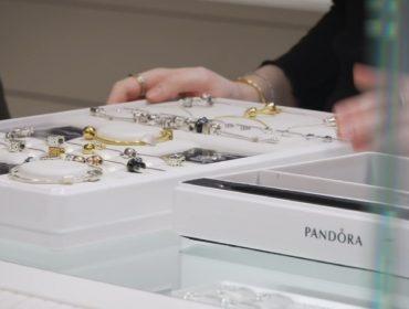 A partir de agora, a Pandora só produzirá peças com diamantes sintéticos