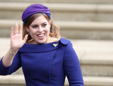 A princesa Beatrice