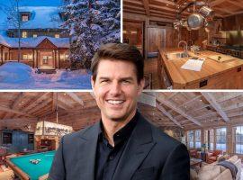 Rancho de Tom Cruise no Colorado é vendido por mais de R$ 200 milhões. Vem conhecer o château!