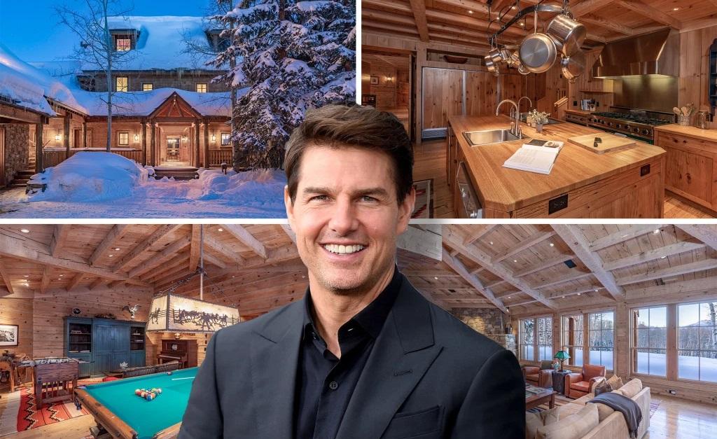 Tom Cruise e o rancho que foi dele durante anos