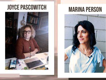 """Marina Person fala de maternidade, pandemia e mais em live com Joyce Pascowitch: """"Aprendi com minha mãe que no fim tudo vai dar certo"""""""