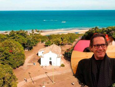 Uma das casas mais sofisticadas de Trancoso tem novo dono: o empresário Luiz Osvaldo Pastore