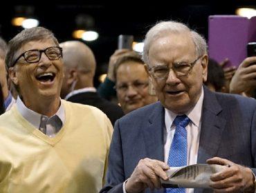 Bill Gates e Warren Buffett