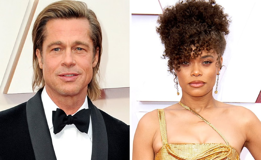 Brad Pitt e Andra Day