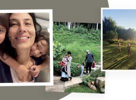 Rota de fuga: Gabriela Figueiredo, produtora e diretora, faz um relato íntimo sobre os dias de isolamento em um sítio ao lado das filhas