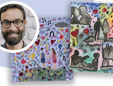 """Psicólogo especialista na temática amor, Saulo Velasco traz verdades sobre o sentimento: """"Ele começa depois do final feliz"""""""