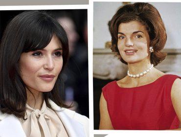 """Gemma Arterton será Jackie Kennedy no filme """"37 Heavens"""", que vai trazer à tona a vida amorosa da ex-primeira-dama dos EUA, além do casamento com Kennedy"""