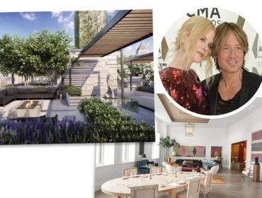 Nicole Kidman e Keith Urban compram nova casa em Manhattan, que promete ser a pied-à-terre do casal