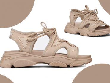 Desejo do dia: D-Connect Sandal, a papete cool e nada óbvia da Dior