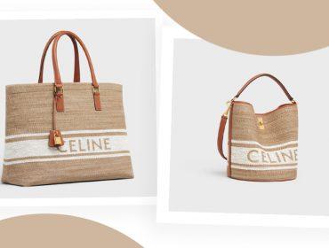Desejo do dia: as bolsas em tons terrosos da coleção A French Summer, da Celine