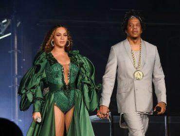 Beyoncé e Jay-Z lideram a lista