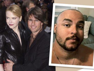 Filho de Nicole Kidman e Tom Cruise surge 'irreconhecível' em selfie postada no Instagram