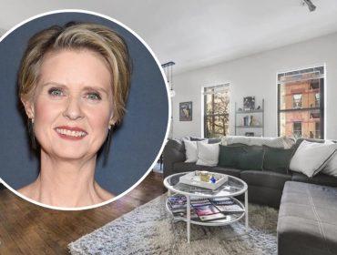 """Cynthia Nixon, a Miranda de """"Sex and the City"""", compra townhouse de quase R$ 22 milhões em Nova York"""