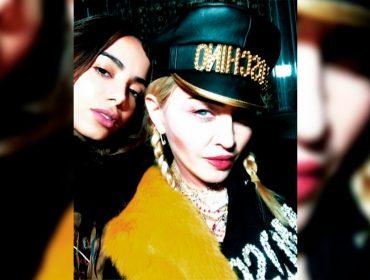 """Anitta afirma que Madonna """"é a razão pela qual somos livres para nos expressarmos sexualmente hoje"""""""