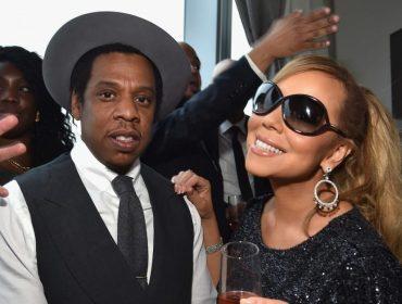 Jay-Z e Mariah Carey