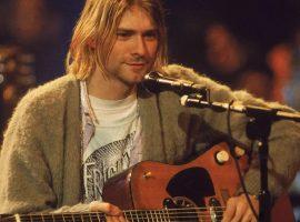 Doodle desenhado por Kurt Cobain 2 anos antes de sua morte é leiloado por R$ 1,4 milhão