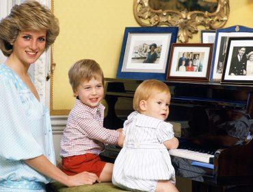 Descobrimos o valor da herança que Lady Di deixou para William e Harry depois de sua morte. Às cifras