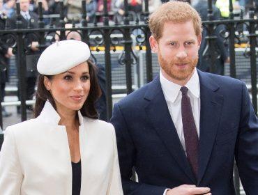 Meghan e Harry registraram sites com o nome da filha recém-nascida dias antes do nascimento dela