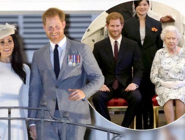 Bandeira branca: Elizabeth II convida Meghan e Harry para as celebrações por seus 70 anos de reinado