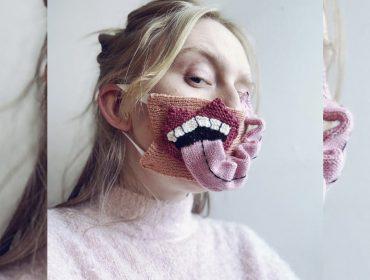Desejo do dia: as máscaras pitorescas e supercool da islandesa Ýrúrarí