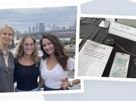 """Sarah Jessica Parker compartilha bastidores do revival de """"Sex and the City"""" e antes e depois das atrizes impressiona: """"Juntas novamente"""""""