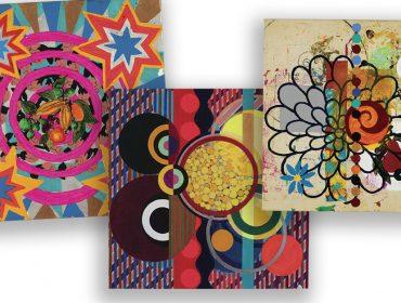 "MASP inaugura ""Gabinete Beatriz Milhazes"" com 17 pinturas de pequeno formato da artista"