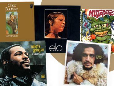 """Websérie """"Cinquentando"""" vai contar a história de 5 discos lançados em 1971 que se tornaram históricos. Tem Chico Buarque, Caetano, Elis, Mutantes…"""