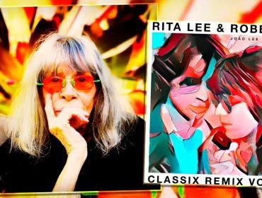 Rita Lee está a todo vapor e lança álbum com hits escritos com o marido Roberto de Carvalho e produção do filho João Lee