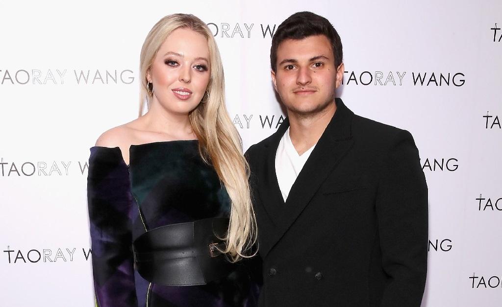 Tiffany Trump e Michael Boulos