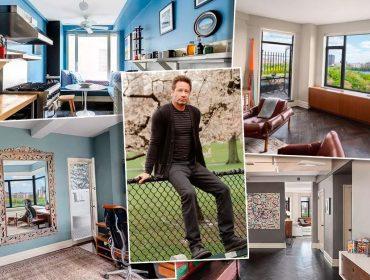 Estrela da série 'Arquivo X', David Duchovny quer R$ 39 milhões por imóvel considerado um clássico da arquitetura de Nova York
