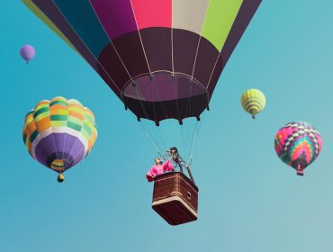 Shopping Cidade Jardim traz a experiência única de passeio de balão para o jardim mais agradável de São Paulo