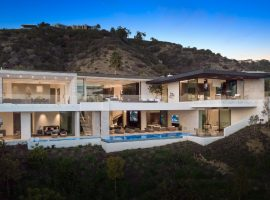 Casa em Los Angeles é colocada à venda por R$ 337 milhões em bitcoins
