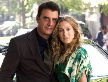 Chris Noth e Sarah Jessica Parker, intérpretes dos personagens
