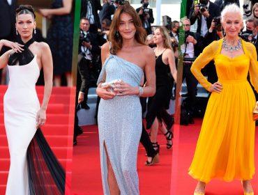 Cannes 2021: as produções das celebs para o tapete vermelho do cinema na Riviera Francesa