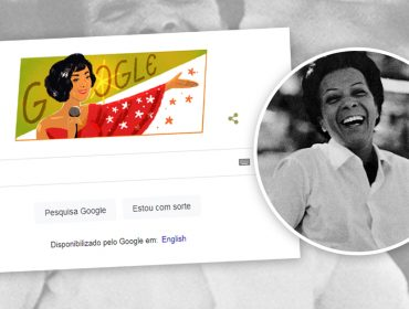 Elizeth Cardoso, percussora da bossa nova no Brasil, é homenageada pelo Google pelo seu aniversário de 101 anos