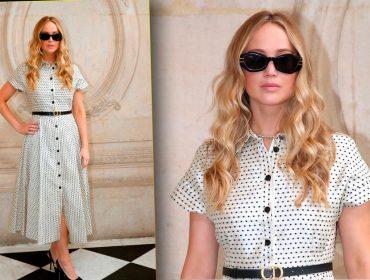 Glamurama ama: o estilo comfy de Jennifer Lawrence para seu retorno ao red carpet