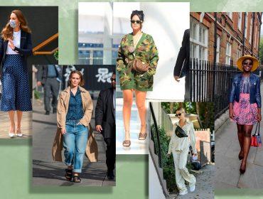 Kate Middleton, Bella Hadid, Lupita Nyong'o… O que as celebs internacionais andam desfilando pelas ruas?