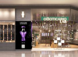 Inovação e experiências exclusivas marcam a inauguração da nova loja conceito do O Boticário