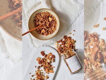 Desejo do dia: as granolas deliciosas, veganas e sem conservantes da Granbiju