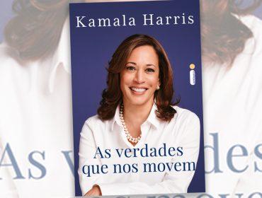 """Leitura da Semana: """"As verdades que nos movem"""", o livro de memórias da vice-presidente dos Estados Unidos Kamala Harris"""
