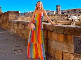 Luiza Freyesleben traz sua experiência na moda para a marca Louisa. Vem ver!